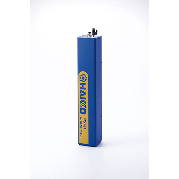白光:窒素ガス発生装置 FX-781 FX781-81 000056560781