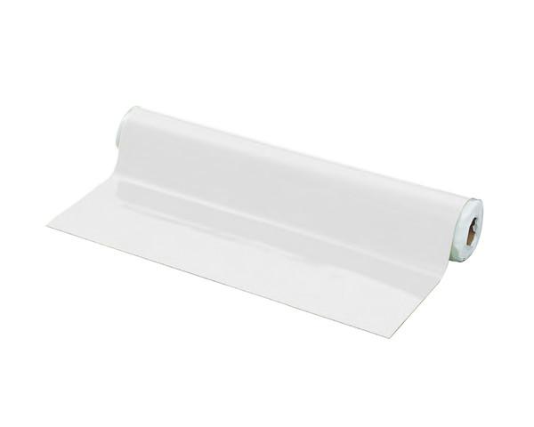 光:ゴムマグネット白 0.8×1000 10m巻 GM08-8004W 03105114