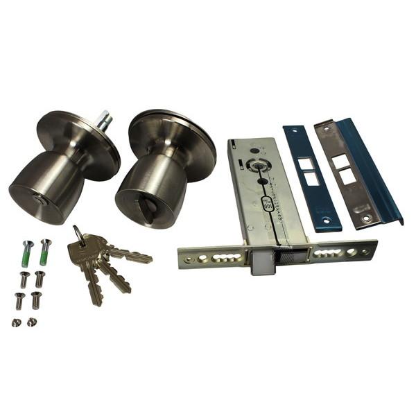 ハイロジック:MP-332 錠U9145HMDー1LS 3本キー 00032186