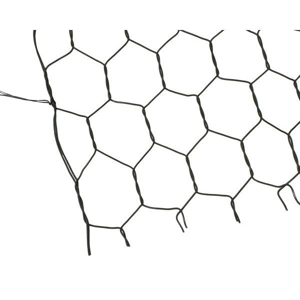ハイロジック:亜鉛亀甲網 #18×26×910×30m巻 巻売 00033982