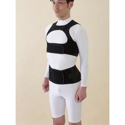 コルセット 保護具 腰痛 予防 ロボット パワースーツ 4573431310018 アルファ技研:ルフトベスト Sサイズ
