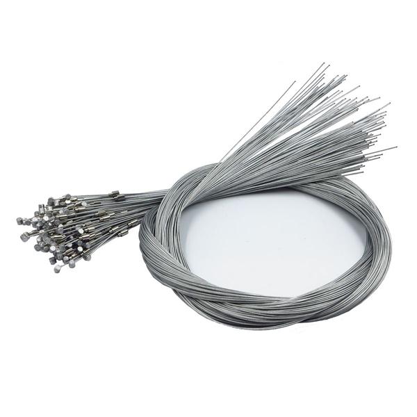 アサヒサイクル:ブレーキインナーワイヤー (100本バラ)  1.5Φx2000mm  06110/B1300
