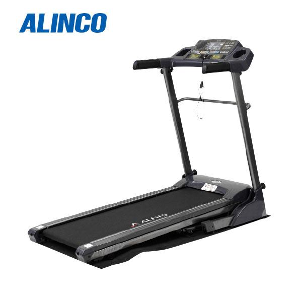 ALINCO(アルインコ):ランニングマシン1016 AFR1016 傾斜 自宅 スピード ダイエット 負荷 初心者 折りたたみ キャスター コンパクト セルフメンテナンス 免疫