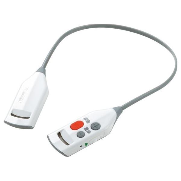 ツインバード:ワイヤレス耳元スピーカー AV-J343W