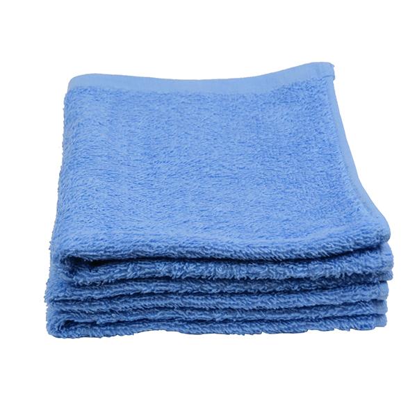 Apikaa(アピカ):ピッカー洗車タオル180匁 ブルー 100枚 F041