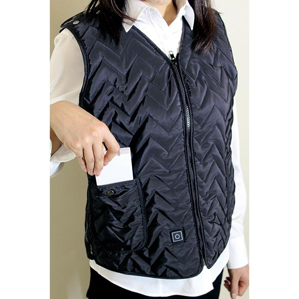 タタコーポレーション:Warm Fit Vest