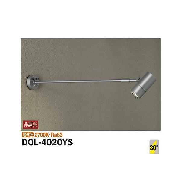 【代引不可】大光電機:アウトドアスポット DOL-4020YS