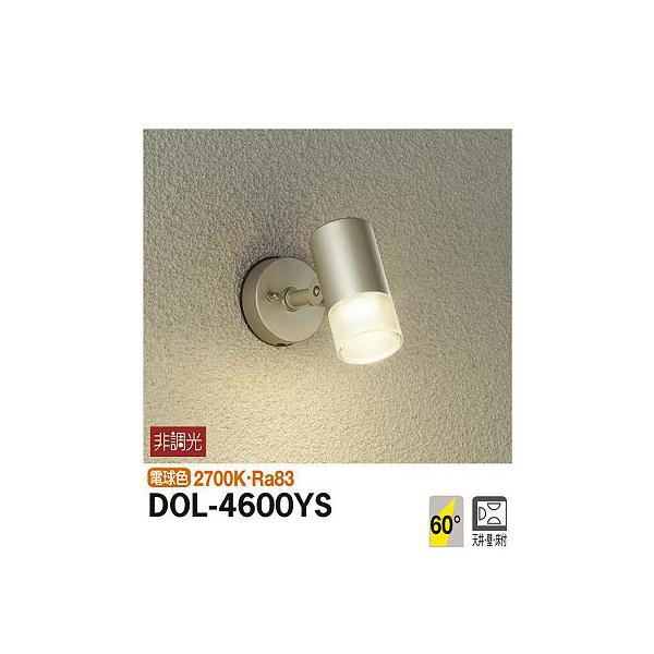 【代引不可】大光電機:アウトドアスポット DOL-4600YS
