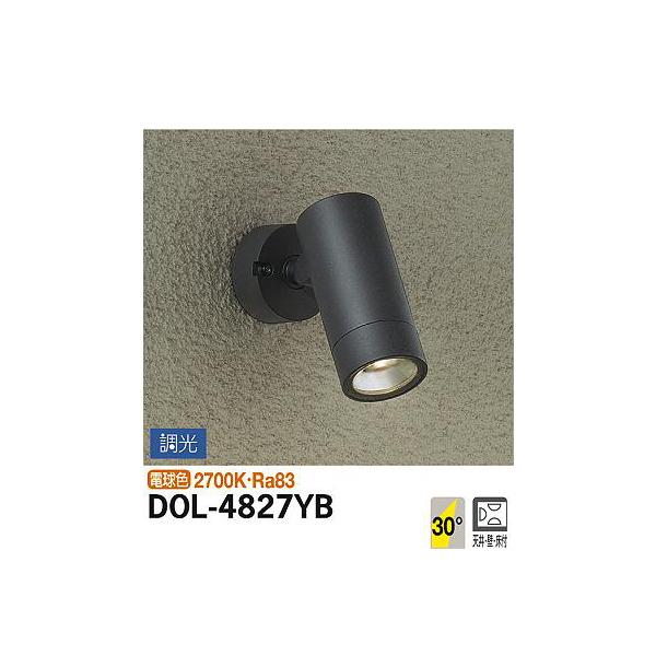 【代引不可】大光電機:アウトドアスポット DOL-4827YB