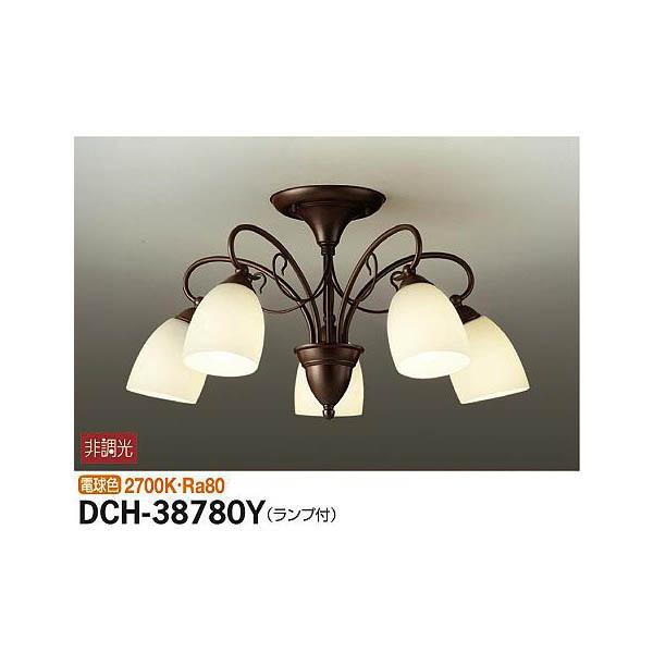 4955620582213 大光電機:シャンデリア DCH-38780Y