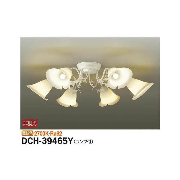 【代引不可】大光電機:シャンデリア DCH-39465Y