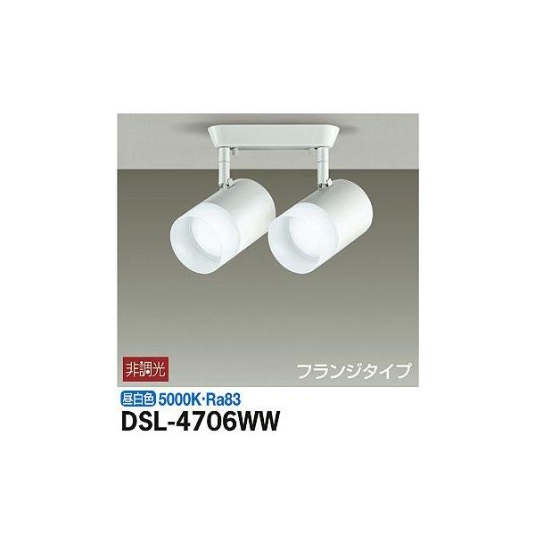 【代引不可】大光電機:スポットライト DSL-4706WW