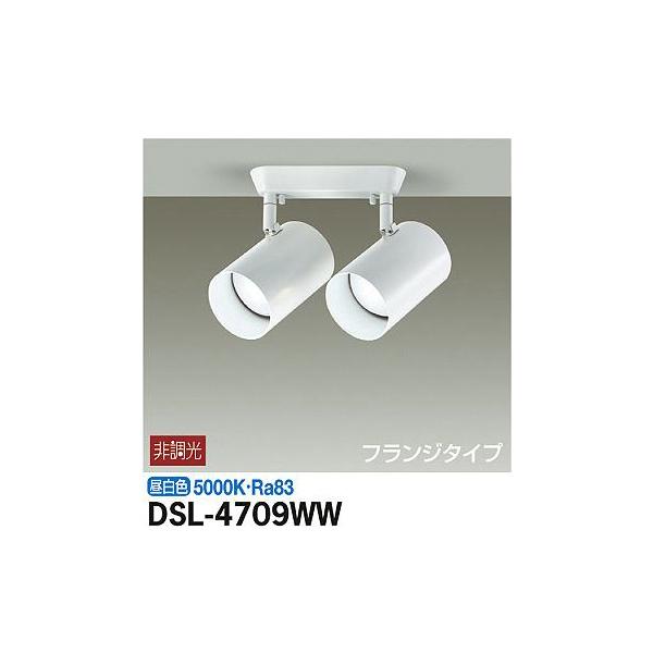 【代引不可】大光電機:スポットライト DSL-4709WW