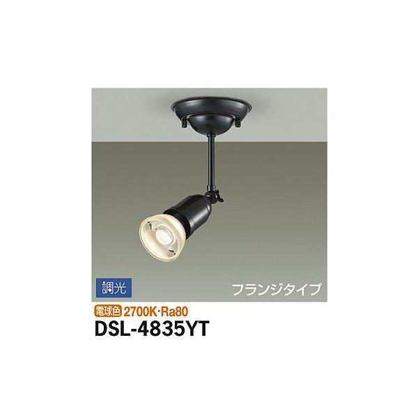【代引不可】大光電機:スポットライト DSL-4835YT