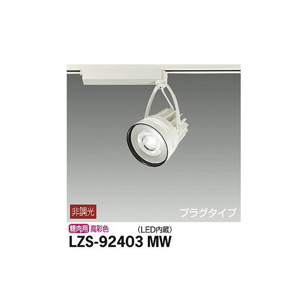 大光電機:スポットライト LZS-92403MW