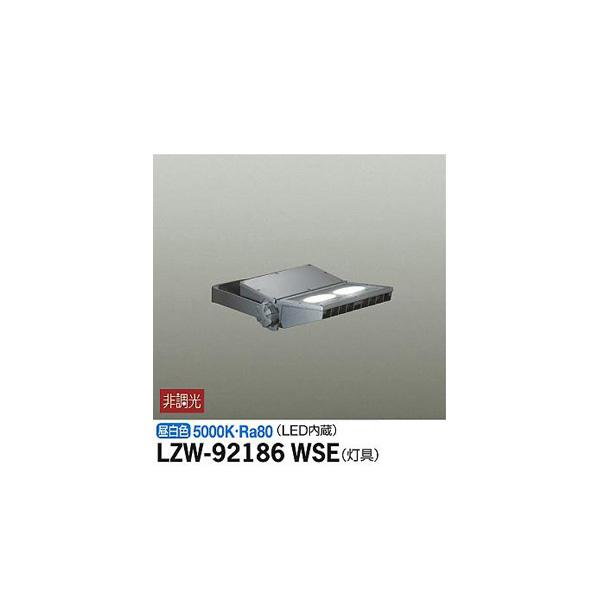 大光電機:アウトドアスポットライト LZW-92186WSE