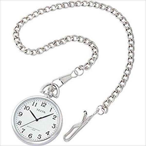 クレファー:見やすい懐中時計 TE-AM038-WTS