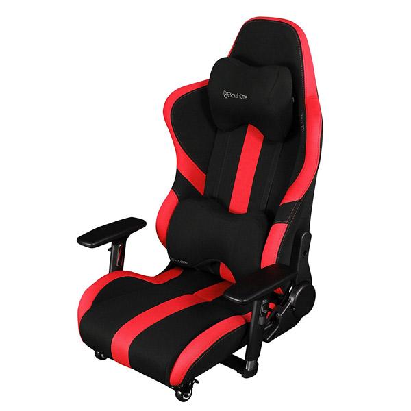 ビーズ:ゲーミング座椅子 (プロシリーズ) レッド LOC-950RR-RD
