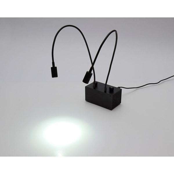 エスティーシー:独立調光型LEDフレキシブルアーム光源 STA-B2