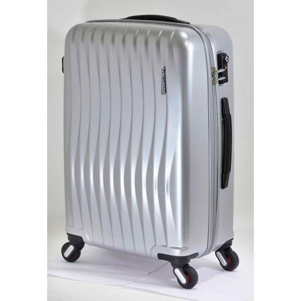 エンドー鞄:FREQUENTER ファスナータイプ 58cm シルバーメタリック 1-621 シルバーメタリック