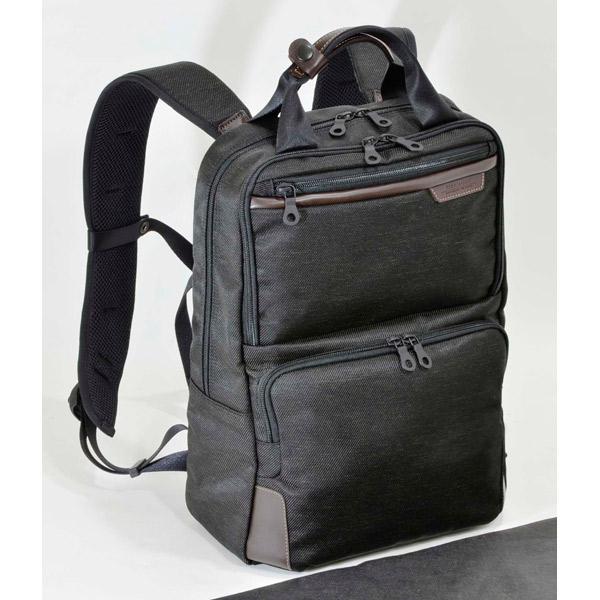 エンドー鞄:NEOPRO JUSTARC リュック(Sマチ) クロ 7-140 クロ