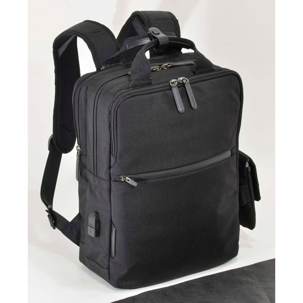 エンドー鞄:NEOPRO Connect BackPack クロ 2-770 クロ