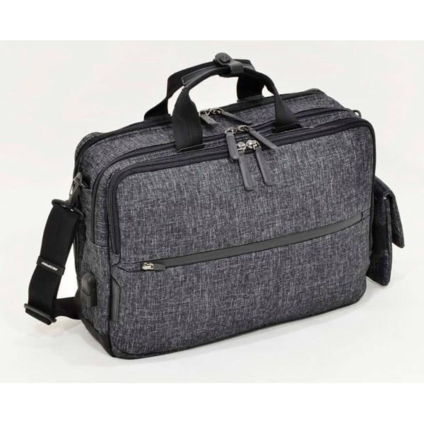 エンドー鞄:NEOPRO Connect 3WayPack 杢調クロ 2-771 杢調クロ