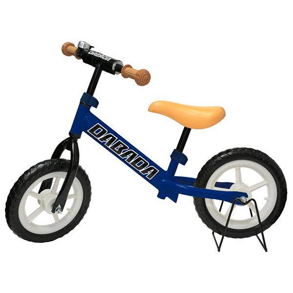 <title>バランスバイク ペダルなし自転車 新品■送料無料■ 4562360508641 DABADA ダバダ :バランスバイク ブルー balance-bike</title>