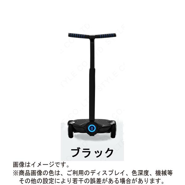 CHIC(チック):立ち乗り電動二輪車 チックフェアリー F1 ブラック chic-fairy-f1-black