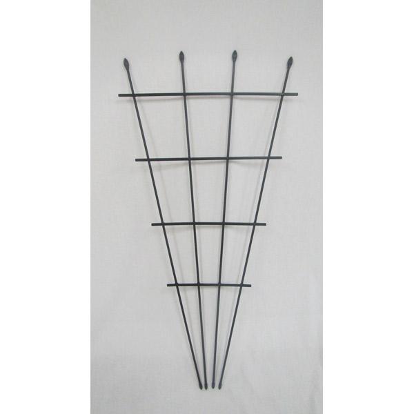 【代引不可】第一ビニール:せんす型トレリス120cm 30セット