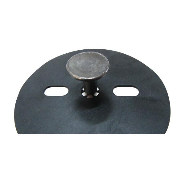 【代引不可】第一ビニール:防草シート押さえ 釘セット 15cm(20個入) 20パック