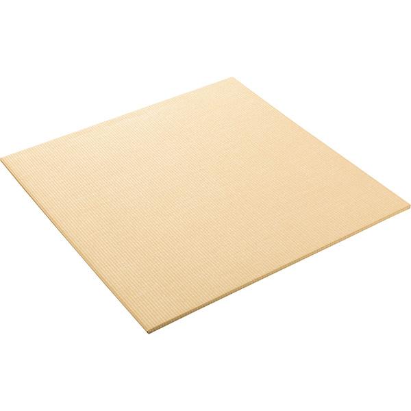 大建工業:ここち和座 清流 置き敷き畳15白茶色 (3枚入) YQ5815-3 ダイケン 正方形