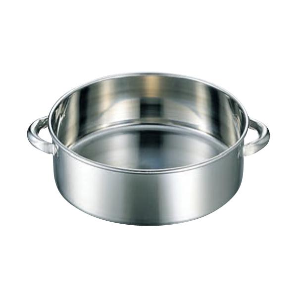 EBM:18-8 手付 洗い桶 45cm 0388200