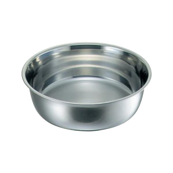 クローバー:18-8 料理桶(洗い桶) 55cm 7421300
