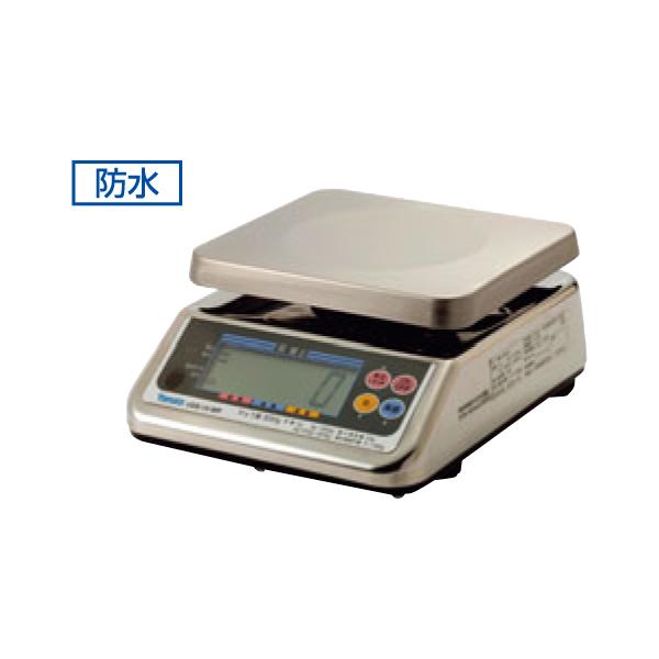 ヤマト:デジタル上皿はかり UDS-1VN-WP 6kg 0410420