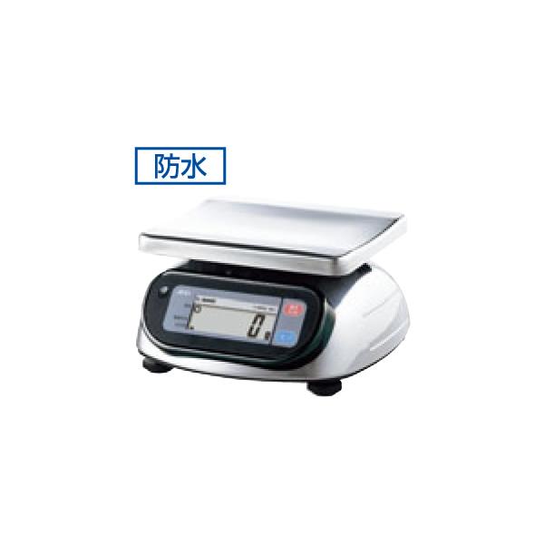 A&D:防水・防塵 デジタル台はかり SL-10KWP 8718610
