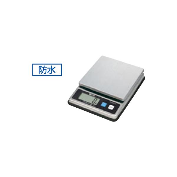 タニタ:ステンレス デジタルスケール 2kg KW-1458 0858000