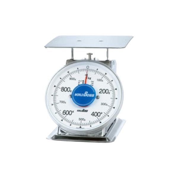 ワールドボス:SAVIない ステンレス上皿自動秤 SA-2S 6202100