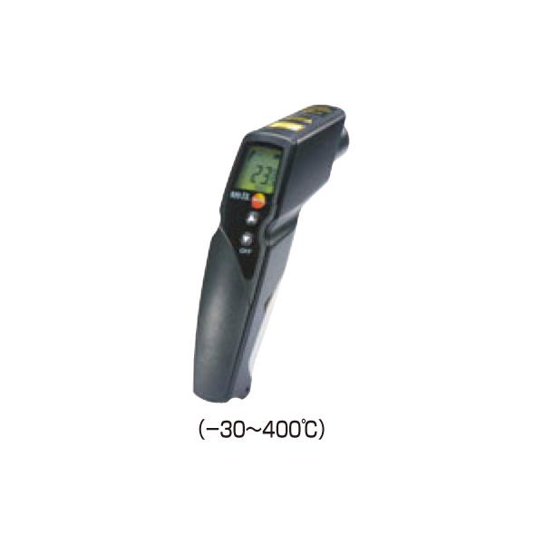 テストー:赤外放射温度計 testo 830-T2 2923300
