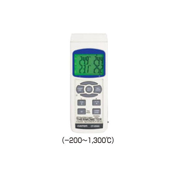 カスタム:4チャンネル デジタル温度計 CT-05SD 8366600