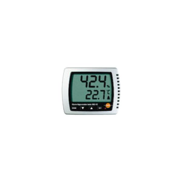 テストー:卓上式温湿度計 Testo608-H2(アラーム付) 2871000