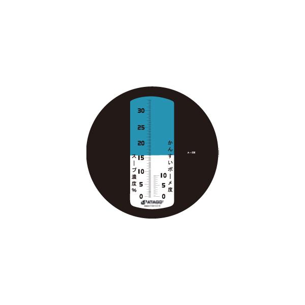 濃度計 MASTER-ラーメン αシリーズ 1728200