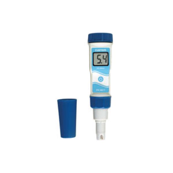 防水 pH計 PH-6011 8763410