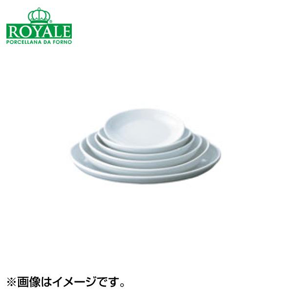 ロイヤル:小判プレート リム無 No.410 45cm 8079100