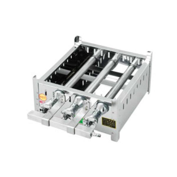 EBM:18-0 角蒸器専用ガス台 33cm用 LP 0469110