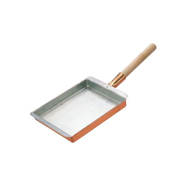 EBM:銅 玉子焼 関西型 24cm 0499100