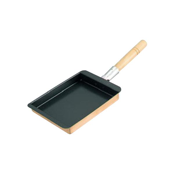 EBM:銅 玉子焼 関西型 (フッ素樹脂加工) 18cm 5624600