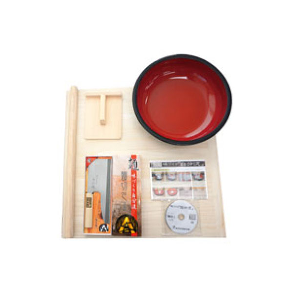 家庭用麺打セット(A) A-1230 0040500