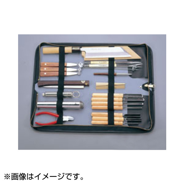 関東型 料理細工セット 中 18点入 6503700