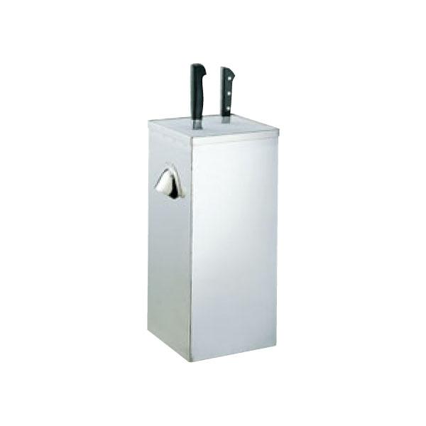 EBM:18-8 角型 庖丁桶 0614200